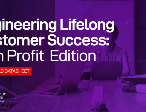 Engineering Lifelong Customer Success: Non Profit Edition