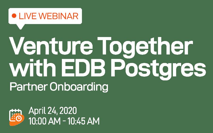 venture-together-with-edb-postgres