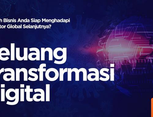 Peluang Transformasi Digital Bagian 3 dari 3 Bagian Mini-seri: Apakah Bisnis Anda Siap Menghadapi Disruptor Global Selanjutnya?