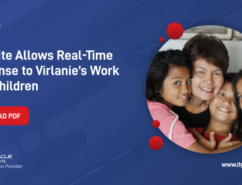 NetSuite Allows Real-Time Response to Virlanie's Work with Children